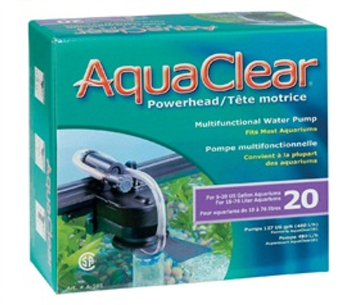 Aqua Clear 20 (201) Powerhead {requires 3-7 Days before shipping out}