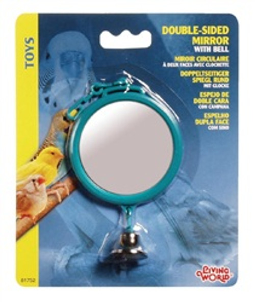 Lw Double Sided Mirror W/ Bell{requires 3-7 Days before shipping out}