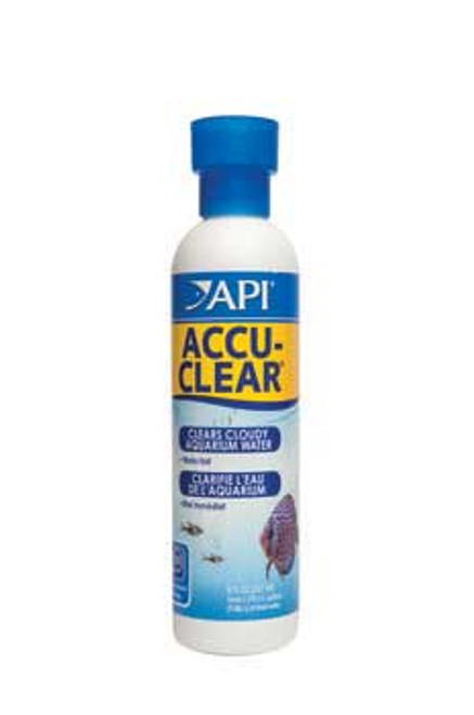 Aquarium Pharmaceuticals Accu-clear 8 Oz.