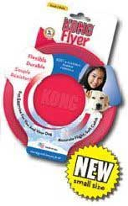 Kong Flyer Red Small