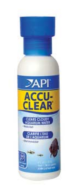 Aquarium Pharmaceuticals Accu-clear 4 Oz.