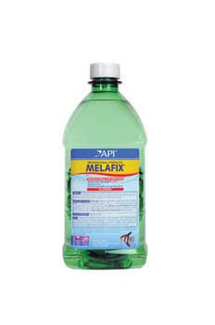 Aquarium Pharmaceuticals Melafix Pro Strength 64 Oz.
