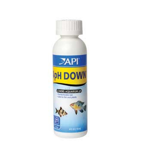 Aquarium Pharmaceuticals Ph Down Liquid 4 Oz.