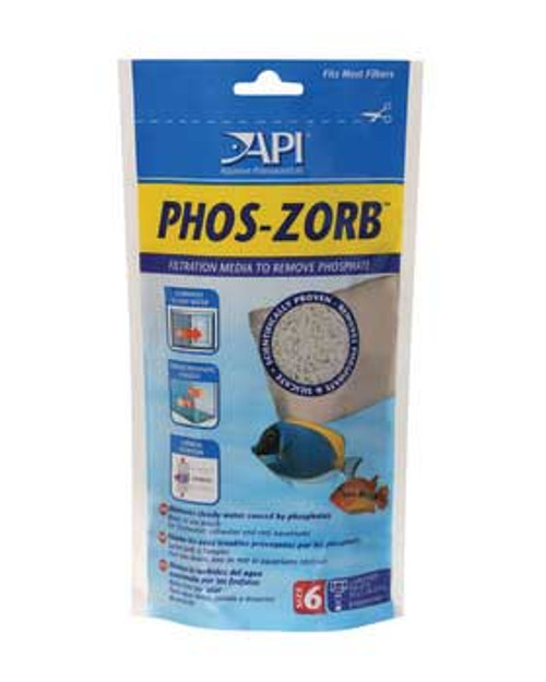 Aquarium Pharmaceuticals Phos-zorb 5.25 Oz.
