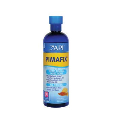 Aquarium Pharmaceuticals Pimafix Liquid Remedy 16 Oz.
