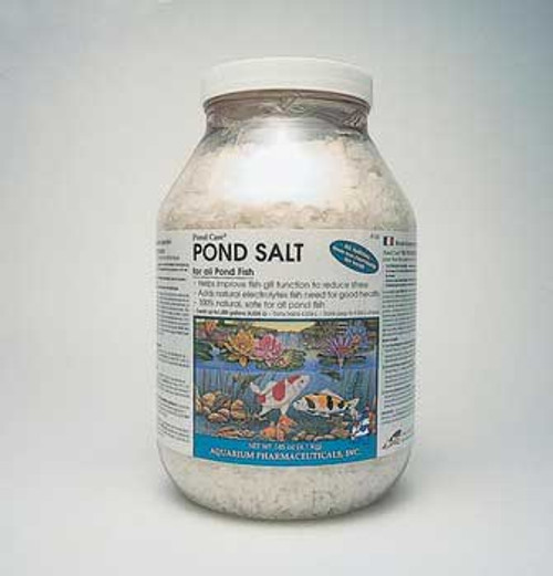 Aquarium Pharmaceuticals Pondcare Salt 145 Oz.