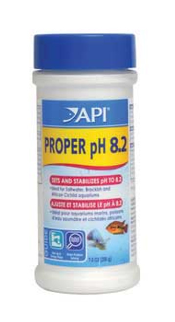 Aquarium Pharmaceuticals Proper Ph 8.2 160 Gm (treats 200 Gallon)