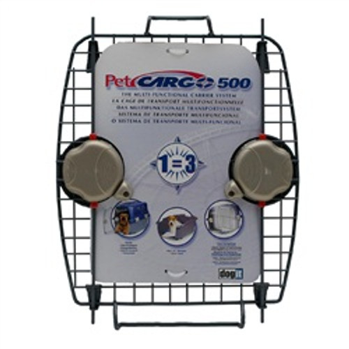 Locking Metal Door F/pet Cargo #500 {requires 3-7 Days before shipping out}