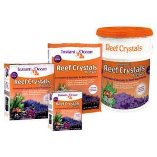 Instant Ocean Reef Crystals Reef Salt 25 Gal