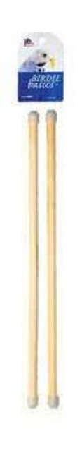 Prevue Pet Products Birdie Basics Wood Perch 12in