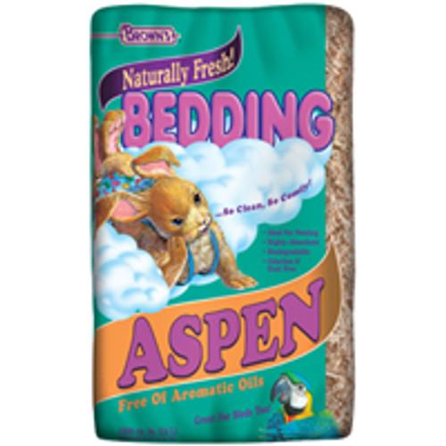 F.M. Brown's Aspen Bedding 1500 Cuin 6/cs-90606