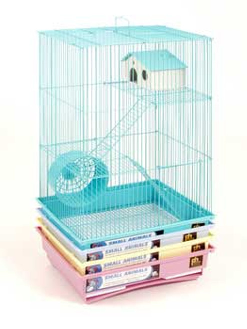 Prevue Pet Products Three Story Hamster And Gerbil Cages