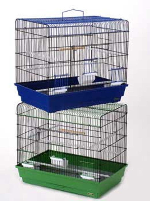 Prevue Pet Products Pre-packed Flight Cages 26x14x20 2pc