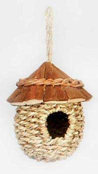 Prevue Pet Products Wood Roof Nest