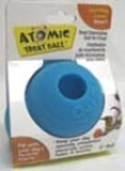 """Our Pets 3"""" Atomic Treat Ball"""