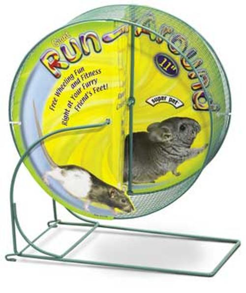 Super Pet Run-around Wheel Giant 11in Diameter