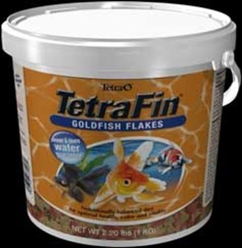 Tetra Fin Goldfish Flk 220lb Bucket-89992