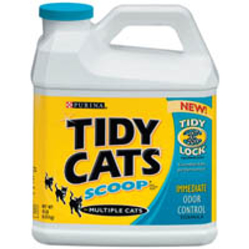 Tidy Cats Immediate Odor Control Scooping Multi Ca-95599