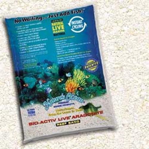 World Wide Imports World Wide Live Aragonite Sand 10lb-4p-87073