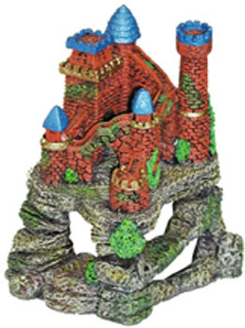 Blue Ribbon Exotic Environments Castle Fortress Cavern 6x5x7in