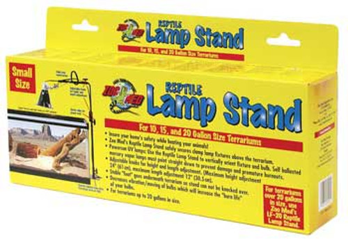 Zoo Med Economy Lamp Stand 10-20 Gal