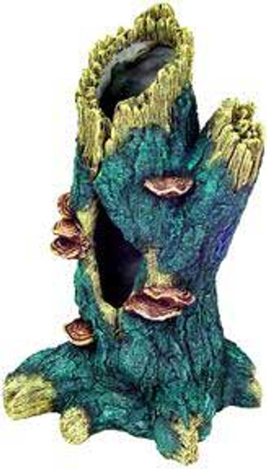 Blue Ribbon Exotic Environments Hollow Tall Tree Trunk 10x8x18in