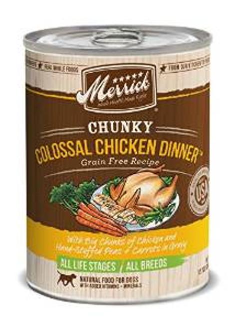 Merrick Chunky Colossal Chicken Dinner