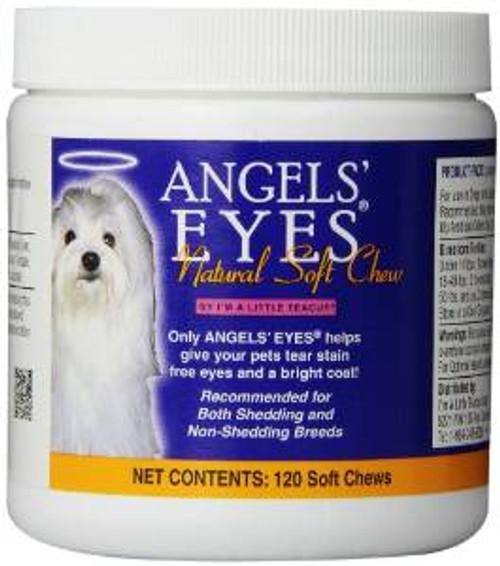 Angels Eyes Natural Soft Chew Chicken 120 Ct.