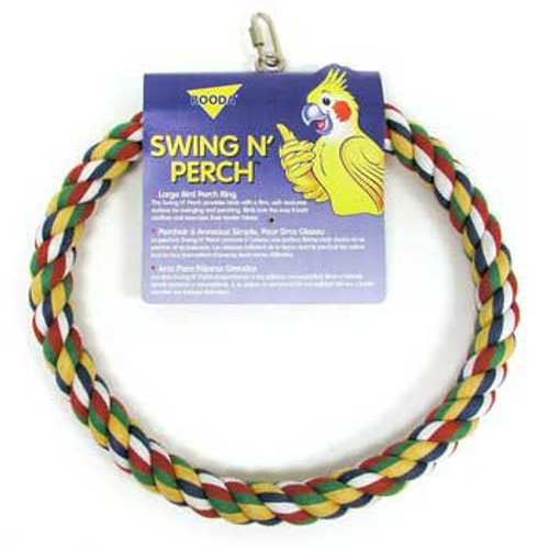 Byrdy Swing N' Perch Cable Ring Large