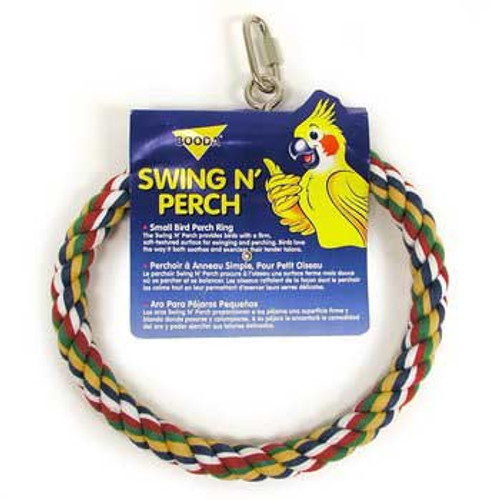 Byrdy Swing N' Perch Cable Ring Small