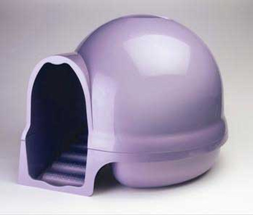 Petmate Dome Cleanstep Letter Box Nickel