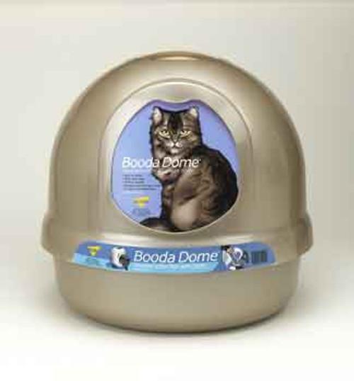 Petmate Booda Dome Litter Pan Titanium