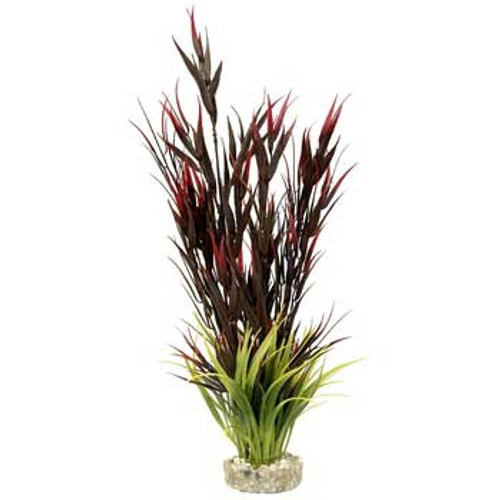Blue Ribbon Colorburst Florals Gravel Base Wild Mountain Plant Red 15-16in