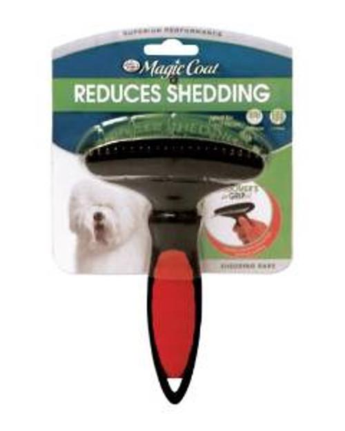 Four Paws Magic Coat Shedding Rake Long