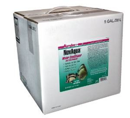 Kordon Novaqua Instant Water Conditioner & Dechlorinator 5 Gal