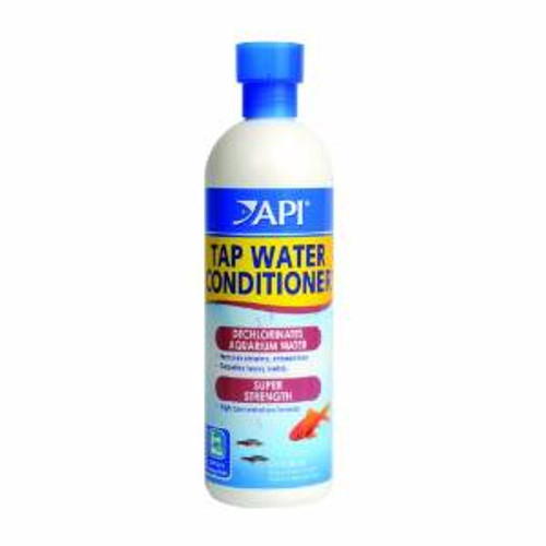 Aquarium Pharmaceuticals API Tap Water Conditioner 8 Oz.