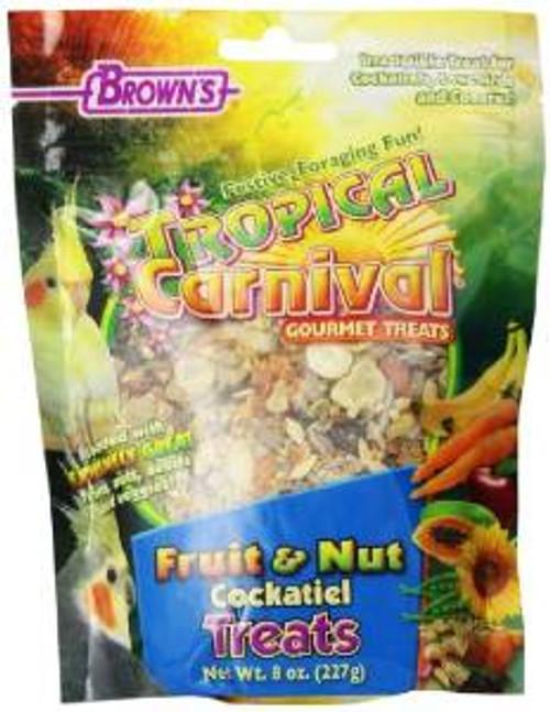 F.M. Brown's Brn Tc Fruit Nut Tiel Trt 8oz-94186