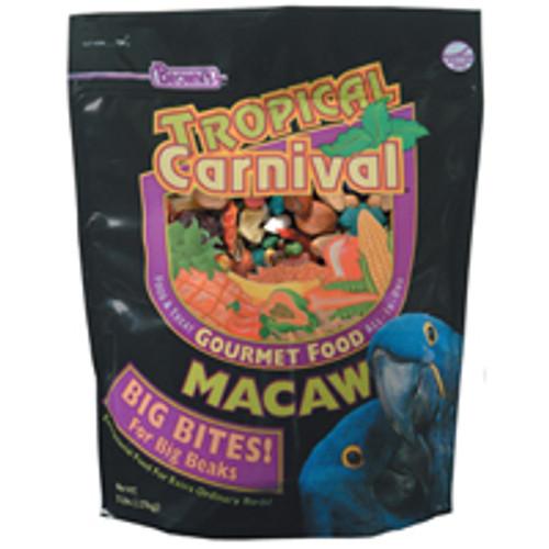 F.M. Brown's Brown S Tropical Carnival Big Bites Macaw Food (5--90601