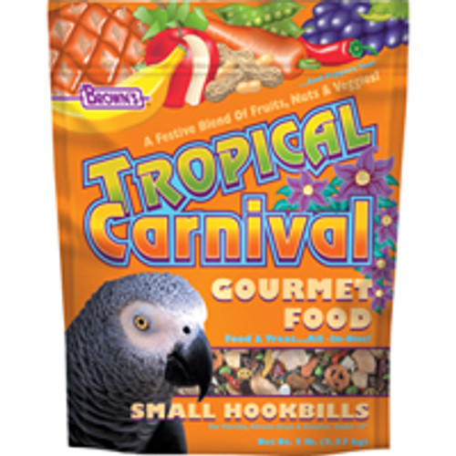 F.M. Brown's Brown S Tropical Carnival Gourmet Food And Treat A-90603