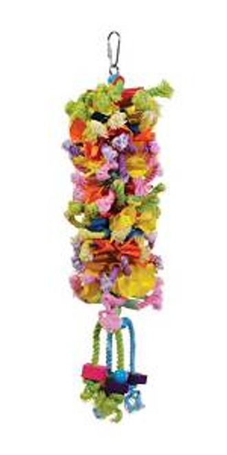 Prevue Pet Products Calypso Creations Club Bird Toy