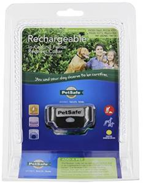 Pet Safe Radio systemsRechargeable In-ground Fence Receiver W/charger