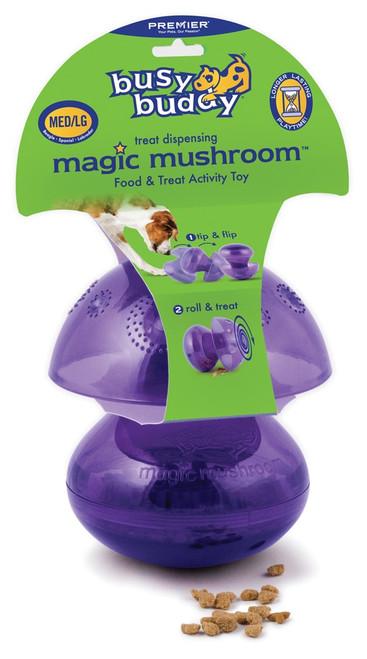 Premier Busy Buddy Magic Mushroom Medium/Large