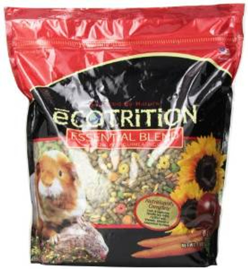 8 In 1 Ecotrition Essential Blend Diet Guinea Pig 5lb