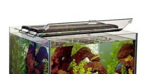 Perfecto Marineland Glass Canopy With Clips 30x30 sd-10 Requires Extra Handling And Packing