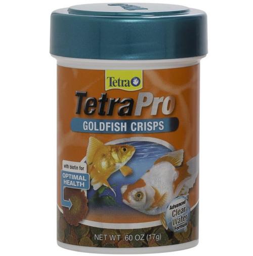 Tetrapro Goldfish Crisps .60z