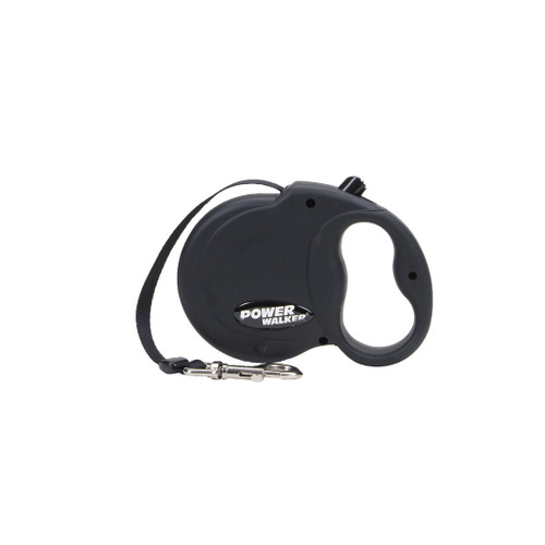 Coastal Power Walker Retractable Leash Black Large 1x16ft Dogs Up To 96lbs