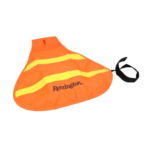 Coastal Remington Reflective Safety Vest Orange Medium
