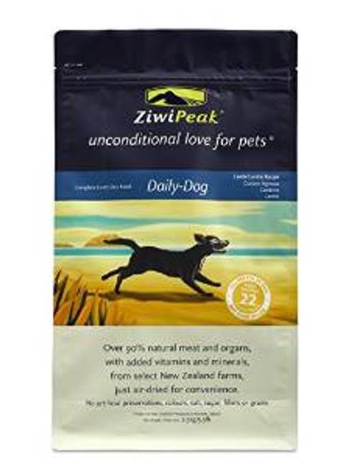 ZIWIPEAKZiwipeak Lamb Dog Cuisine 5.5 Lb.
