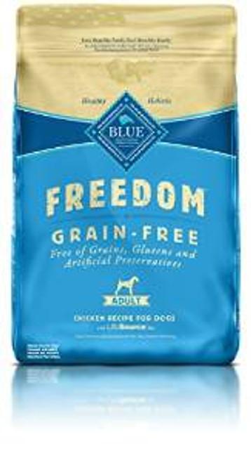 Blue Buffalo Frdm chicken  Adlt Dog 11 Lbs