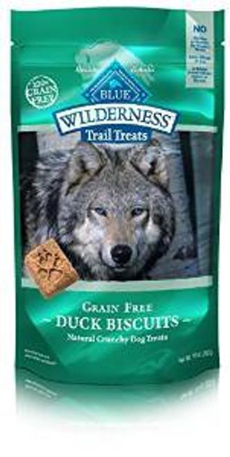 Blue Buffalo Wldns Dck Bisc Dog 10z Case of 6